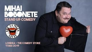 Mihai Bobonete - The Comedy Store (Londra /show integral stand up 2019)